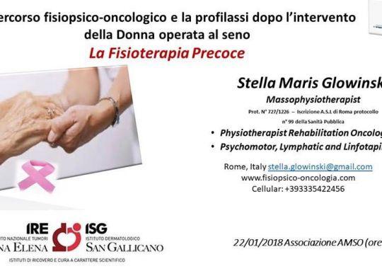 fisioterapia precoce